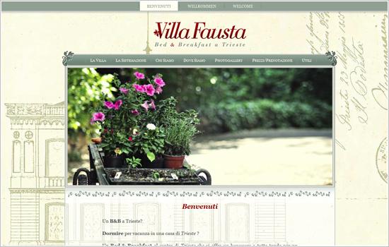 Villa Fausta - B&B a Trieste