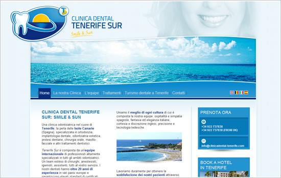 clinica dental tenerife sur